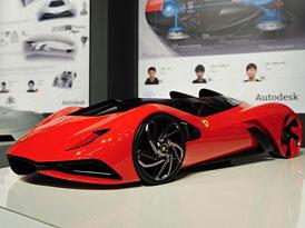 Ferrari Design Contest: Nejlep�� Ferrari budoucnosti navrhli korej�t� studenti