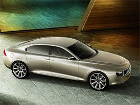 Video: Volvo Concept Universe � Vize luxusn�ho sedanu