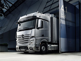 Video: Mercedes-Benz Actros – Výroba a testování