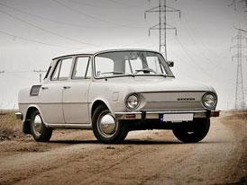 Legendy na Moje.auto.cz: Škoda 100