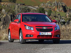 Chevrolet Cruze: Turbodiesel se podívá do USA