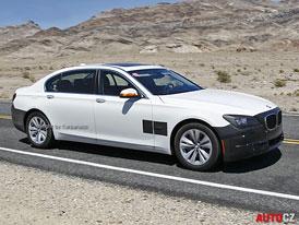 Spy Photos: BMW 7 (F01) se chyst� na mal� facelift