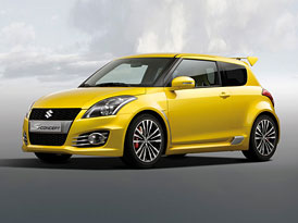 Video: Suzuki Swift S-Concept – Malý ostrý hatchback