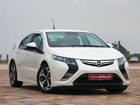 Opel Ampera: První jízdní dojmy
