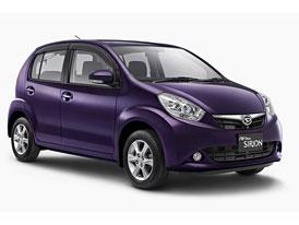 Daihatsu Sirion: Facelift na rozloučenou