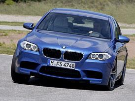 Video: BMW M5 – Ve městě i na okruhu
