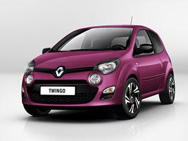 Renault Twingo: Z�sadn� modernizace druh� generace (video)