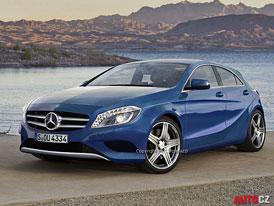 Mercedes-Benz A (2012): Nový styl, nové motory, noví zákazníci