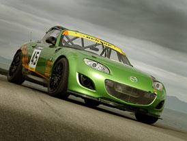 Mazda MX-5 GT (202 kW): První jízdní dojmy