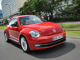 Volkswagen Beetle: Ceny na českém trhu začínají na 379.900,- Kč