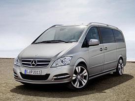 Mercedes-Benz Viano Vision Pearl: Z dodávky do S-klasse