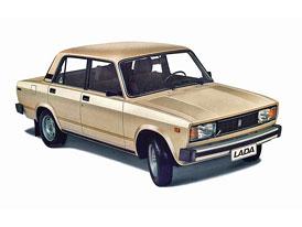 Lada 2104, 2105 a 2107: Deriváty Fiatu 124 v Togliatti končí