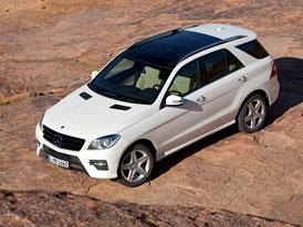 Mercedes-Benz M (W166): Ceny na českém trhu