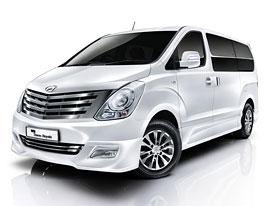 Hyundai Grand Starex Royale: Dodávkový luxus z Asie