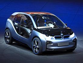 BMW i3 Concept: 125 kW, 250 Nm, 0-100 km/h za 7,9 s (nové fotografie)