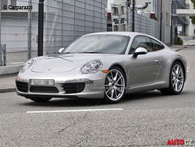 Porsche 911 (991): Nové video – nová generace téměř bez maskování