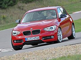 BMW 1: První jízdní dojmy