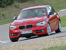BMW 1: Prvn� j�zdn� dojmy