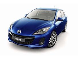 Mazda 3 2012: Facelift pro Frankfurt