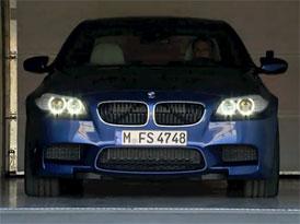 BMW M5: Nové oficiální video