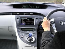 Toyota: Nová technika pro bezpečnější jízdu