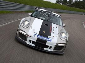 Porsche 911 GT3 Cup: Evoluce pro rok 2012