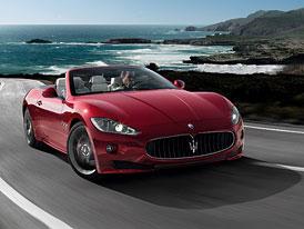 Video: Maserati GranCabrio Sport � Ost�ej�� kabrio z Modeny