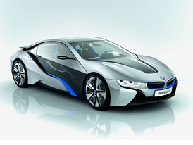 Video: BMW i8 – Vize vrcholného modelu nové značky