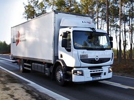 Renault Premium: 1 milion km, 2 roky a ani jeden den mimo provoz