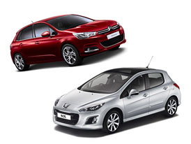 Citroën C4 vs. Peugeot 308: Co koupit?