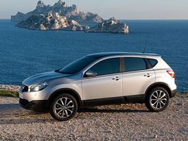 Nissan Qashqai 1,6 dCi (96 kW): Nov� diesel i pro Nissan