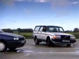 Profi-parking s ruční brzdou