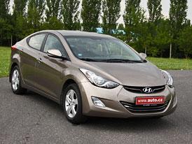 Hyundai Elantra: Prvn� j�zdn� dojmy