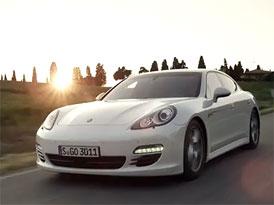 Video: Porsche Panamera Diesel – GT se vznětovým motorem