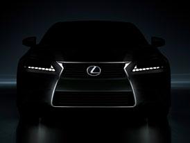 Lexus GS 350: Premiéra už v srpnu