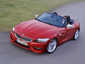 BMW Z4 (2012): Roadster od září už jen s přeplňováním