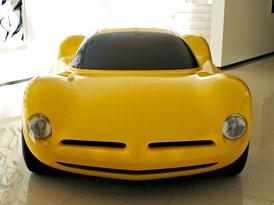 Jak by vypadalo Lamborghini Miura od Giugiara?