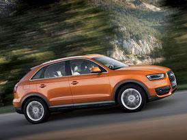 Audi Q3: Ceny na �esk�m trhu podrobn�