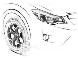 Subaru XV: Nová generace už na podzim