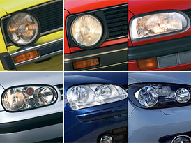 Napříč generacemi: VW Golf  - Příkladně konzervativní, konzervativně příkladný