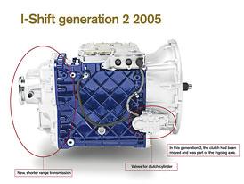 Volvo Trucks: Deset let s převodovkou I-Shift