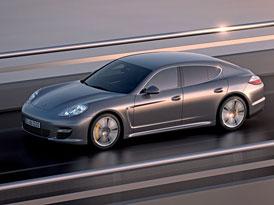 Video: Porsche Panamera Turbo S – 405 kW a 306 km/h