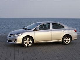 Toyota Corolla: Základ za 334.900,-Kč, turbodiesel za 414.900,-Kč