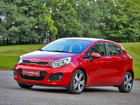 Auto roku 2012 na Slovensku: Triumf pro Kiu Rio, Hyundai i40 druhý