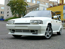 Legendy na Moje.auto.cz: Citroën BX