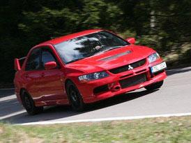 Legendy na Moje.Auto.cz: Proč vybrat Mitsubishi Lancer Evo IX a ne Imprezu WRX STI?