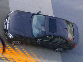 BMW 3 (F30): Prvn� fotografie nemaskovan�ho vozu