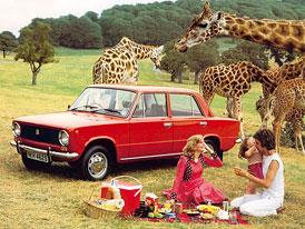 AvtoVAZ slaví: Před 45 lety získalo Rusko licenci na Žiguli