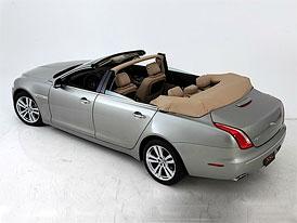 Newport Convertible Engineering: Jaguar XJ jako pětimetrový kabriolet