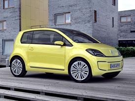 Volkswagen Up: Vše co už víme